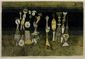 Comedy 1921 by Paul Klee 1879-1940